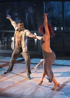 Antonio Brown Dancing With The Stars Foxtrot Video Season 22 Week 3 – 4/4/16 #DWTS22