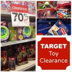 """Target Toy Clearance, 50-70% Off! - Time to Stock Up the """"Gift Closet""""! - Mission: to Save"""