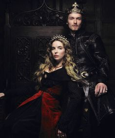 Elizabeth and Henry from The White Princess