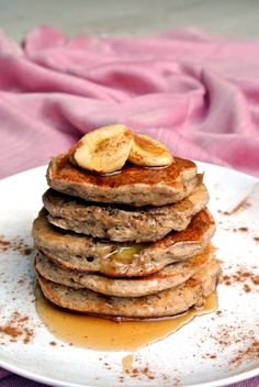 Buckwheat Banana Pancakes recipe - Foodista.com