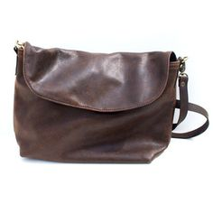 Me & Arrow Leather Shoulder Bag