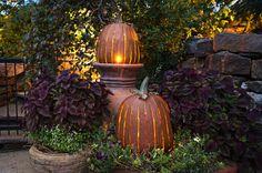 XL Pumpkin Luminary