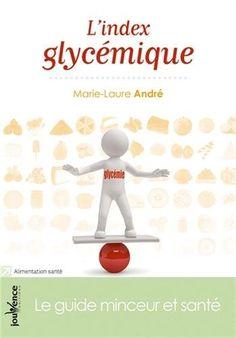 L'index glycémique de Marie-Laure André - Mai