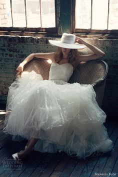 Michelle Roth 2014 Wedding Dresses | Wedding Inspirasi