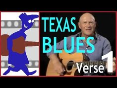 Texas Blues #2 - Easy Blues Guitar Solo - YouTube