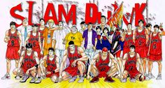 Slam Dunk by jcarbajal7.deviantart.com on @deviantART