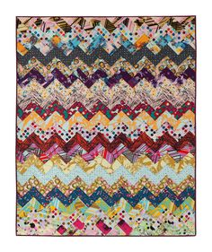 Freespirit Fabric : Gallery of FREE quilt patterns #FreePatterns #DIY #Project