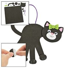 Handprint Black Cat Kit