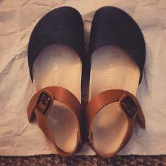 """""""New shoes! #BIRKENSTOCK #guam"""""""