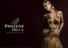 Pantene Pro V: Redhead – The haircare collection  I guess, the hair is so strong and healthy, so you can grow it as long as you want then finally wear it???