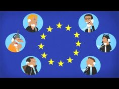 Wie is de baas van de EU? - YouTube