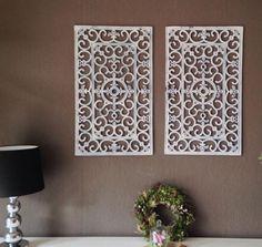 Wandbord gemaakt van een rubberen mat | Wonen á la Hoffz,Potz & Mart ...