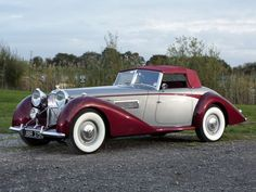 1949 Bentley Mark VI 6 Drophead Coupe