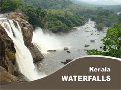 Waterfalls Kerala.