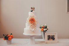 Ideas geniales de tartas para bodas - El tarro de ideasEl tarro de ideas