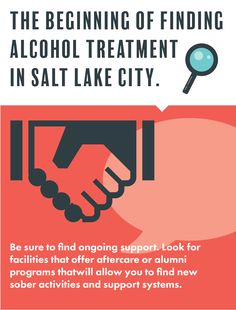 A mark of quality for an alcohol addiction treatment facility in Salt Lake City is if they have ongoing support after rehab. Ask if they have an active alumni program and support system.