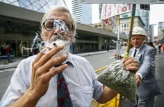 A Daily Dose Of Marijuana In Old Age Keeps Dementia Away