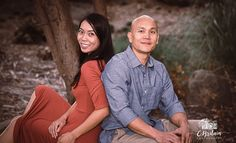 C.Britain Photography - Engagement Photo Session - San Marcos, CA  Discovery Lake