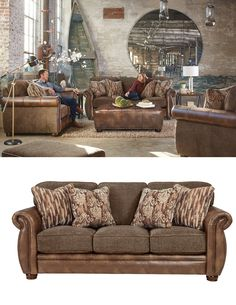 Choose this sofa for