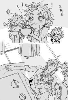Date-gumi - Touken Ranbu - Image - Zerochan Anime Image Board All Anime, Me Me Me Anime, Anime Art, Date Masamune, Mutsunokami Yoshiyuki, Manga, Touken Ranbu, Anime Couples, Haikyuu