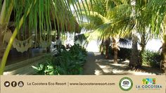 The best way to relax is on our hammocks! #Visit #Vacation #ElSalvador #Relax