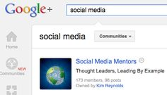 Google+ Communities: What Marketers Need to Know