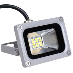 12V 10W Waterproof IP65 LED Flood Light Floodlight Landscape Outdoor Flood Light Lighting Lamp Square Garden Spotlights
