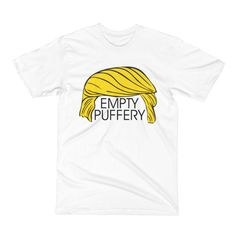 awesome EMPTY PUFFERY | Men's Short Sleeve T-Shirt