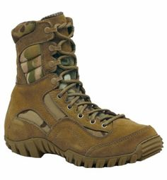 Belleville Lightweight #MultiCam Mountain Hybrid Boots, TR560            #MultiCam