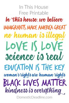 What Patriotism Means to Me In This House | Domestic Deadline Stencil Vinyl, Stencil Painting, Diy Craft Projects, Craft Tutorials, Craft Ideas, Painted Letters, Painted Signs, Believe Sign, How To Make Signs