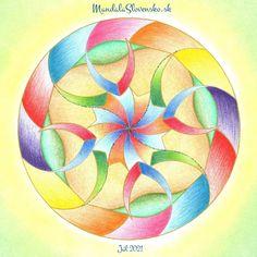 Čas dozrel. The Time has Come. Uvidím Svetlo Sveta v plnej Sile a Pokore. Srdcom čistý/á uvidel/a som Lásku. #mandala #mandalaofjuly #mandalaalovensko #mandalaslovakia #instamandala #handpainted #sacredgeometry #art #ascension #highfrequency #jul2021 #july2021 #wakeupcall #slovensko #koohinoorhardtmuth Mandala, Mandalas
