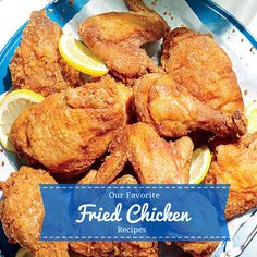 Craving a little down-home comfort? Try one of our top-rated perfectly fried chicken recipes.