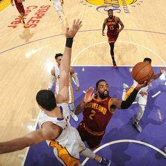 """Kyrie Irving • """"Finish Man"""""""