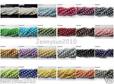 100pcs-Top-Quality-Czech-Glass-Pearl-Round-Beads-3mm-4mm-6mm-8mm-10mm-12mm-14mm