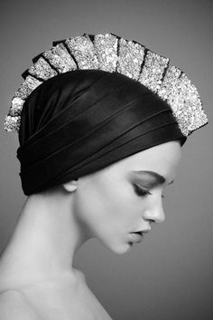 FALL WINTER 2014 - Turban by DONIA ALLEGUE All the collection on http://www.betosee.com/collection/1013 #betosee #fashion #headpieces #turbans #musthave