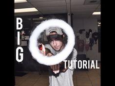 How To Make Bigger Vape Rings - YouTube
