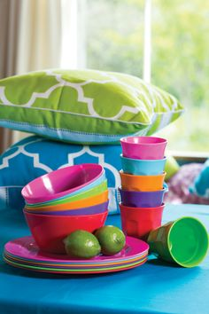Melamine Servewear from Bed Bath and Beyond New Zealand Christmas Gifts For Her, Serving Bowls, Tableware, Bath, Dinnerware, Bathing, Tablewares, Dishes, Bathroom