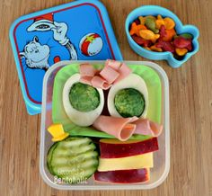 This is SO MUCH FUN! ~ Anna you are Awesome, babe! Read Across America Day ~ Becoming A Bentoholic