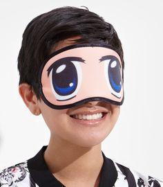 Anime Sleep Mask August 2017