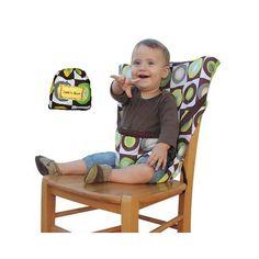 Sack'n Seat - Cercles - Siège Bébé Nomade - Vive Bébé !