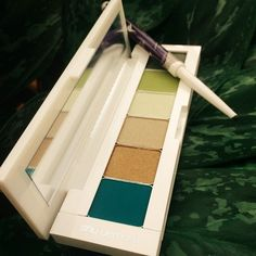 Think green for your eyes with shu uemura