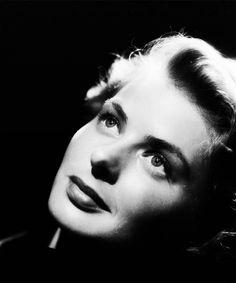 Ingrid Bergman, 1940s
