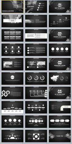 Infographics For Powerpoint Free Template Web, Powerpoint Design Templates, Professional Powerpoint Templates, Keynote Template, Booklet Design, Flyer Template, Powerpoint Free, Creative Powerpoint, Infographic Powerpoint