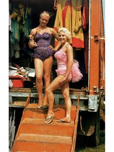 circus costumes of the 50s