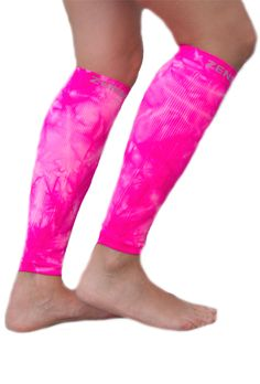 Zensah Running Compression Leg Sleeves - I picked these up at the Pittsburgh Marathon Expo today and am excited to use them to help me out with both my running and to manage my dysautonomia/POTS.