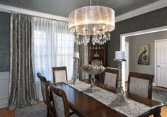 Dining Room designs by Decorating Den Interiors. Want this look? Call The Landry Team to set up your FREE consultation 817-472-0067. Visit our website TheLandryTeam.DecoratingDen.com