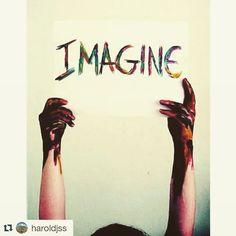 LEE ABAJO ............... EL MENSAJES DEL VIERNES Y ES VALIDO PARA TODA LA VIDA NO SE VENCE.... Cortesía de mi amigo @haroldjss  gracias hermano la experiencia fortalece tanto al mensajero como al mensaje.  Imagina todo lo que puedes llegar a crear y podrás dar un paso más. La vida es una, imaginar es innumerable; aprovecha esa única vida para imaginar todo lo que puedes lograr. Esta vida que es la única que conocemos es una bendición; no la desaproveches. Demuestra todo lo que puedes…