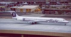 Alaska Airlines, Aviation, Aircraft, Planes, Airplane, Airplanes, Plane