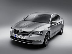 """The new Superb is, in the manufacturer's own words, """"the best Skoda… Motorcycle Manufacturers, Car Manufacturers, Automobile, Compare Cars, Bike Engine, Android Auto, Diesel Engine, Perfect Photo, Buick"""