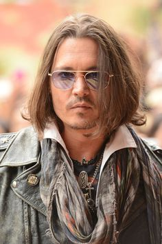 """The only creatures that are evolved enough to convey pure love are dogs and infants."" –Johnny Depp 